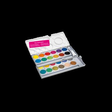 LAMY 凌美水彩 24色 固体水彩颜料
