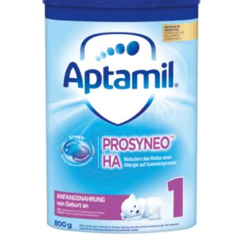 德国 Aptamil HA 爱他美 免敏系列奶粉 1段  800克