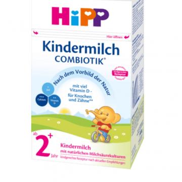 德国 喜宝HiPP 益生菌 婴儿奶粉  2岁  2+ 600g