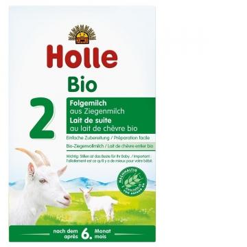 Holle Bio 泓乐 凯莉 有机系列 羊奶粉  2段 400g 新版