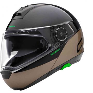 德国 舒伯特 Schuberth C4 Pro Swipe翻转式头盔